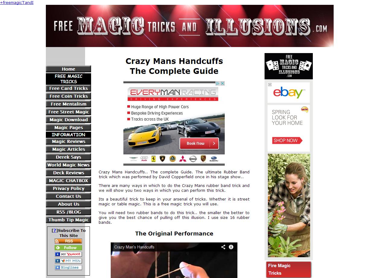 CrazyMansHandcuffs