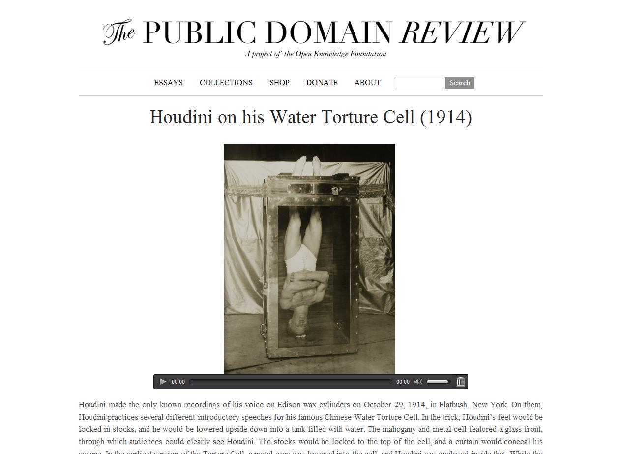 HoudiniWaterTorture