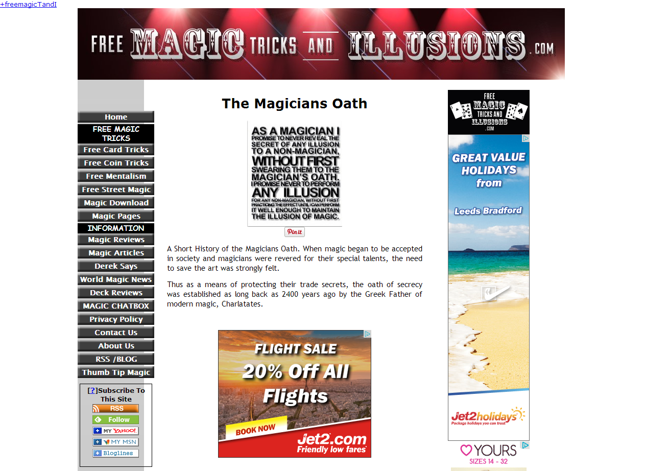 MagiciansOath