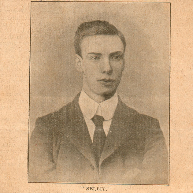 MODERN MAGICIANS – SELBIT October 1900
