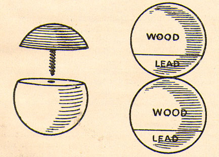 The Cue And Billiard Ball