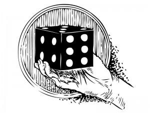 hand revealing die