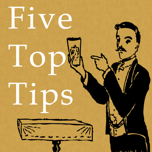 5 Top Tips For Magicians, From The Past